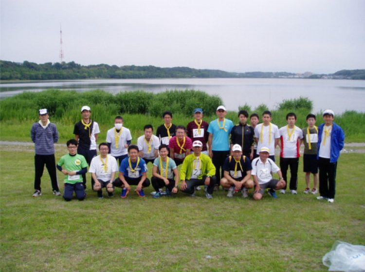 2015年 愛知支部OBチーム写真1