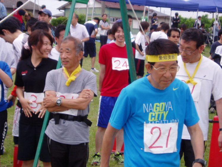 2015年 愛知支部OBチーム写真5