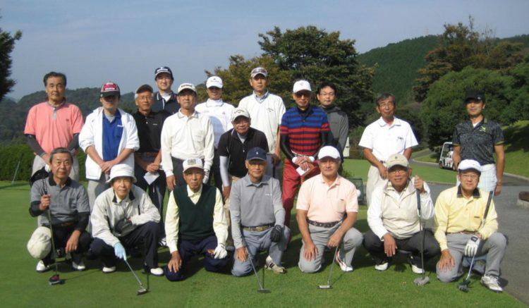 第58回 中部佐鳴会ゴルフ大会