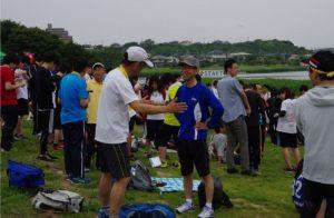 2016年静岡大学浜松キャンパス 新入生歓迎駅伝大会2