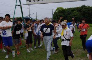 2016年静岡大学浜松キャンパス 新入生歓迎駅伝大会7