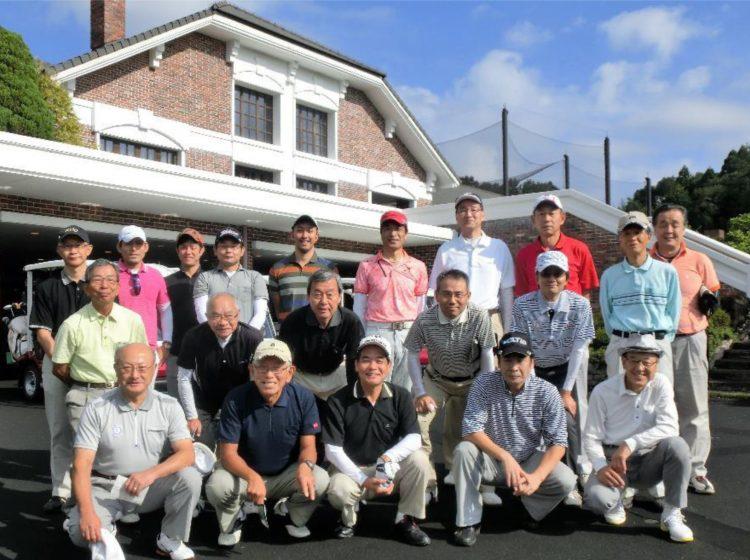 第59 回 中部佐鳴 会 ゴルフ大会
