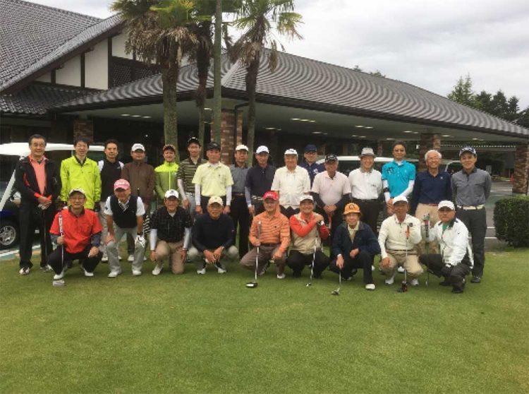第60回 中部佐鳴会ゴルフ大会
