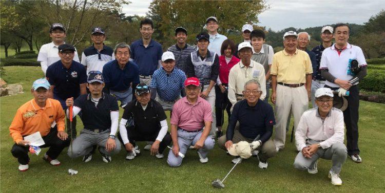 第61回 中部佐鳴会ゴルフ大会